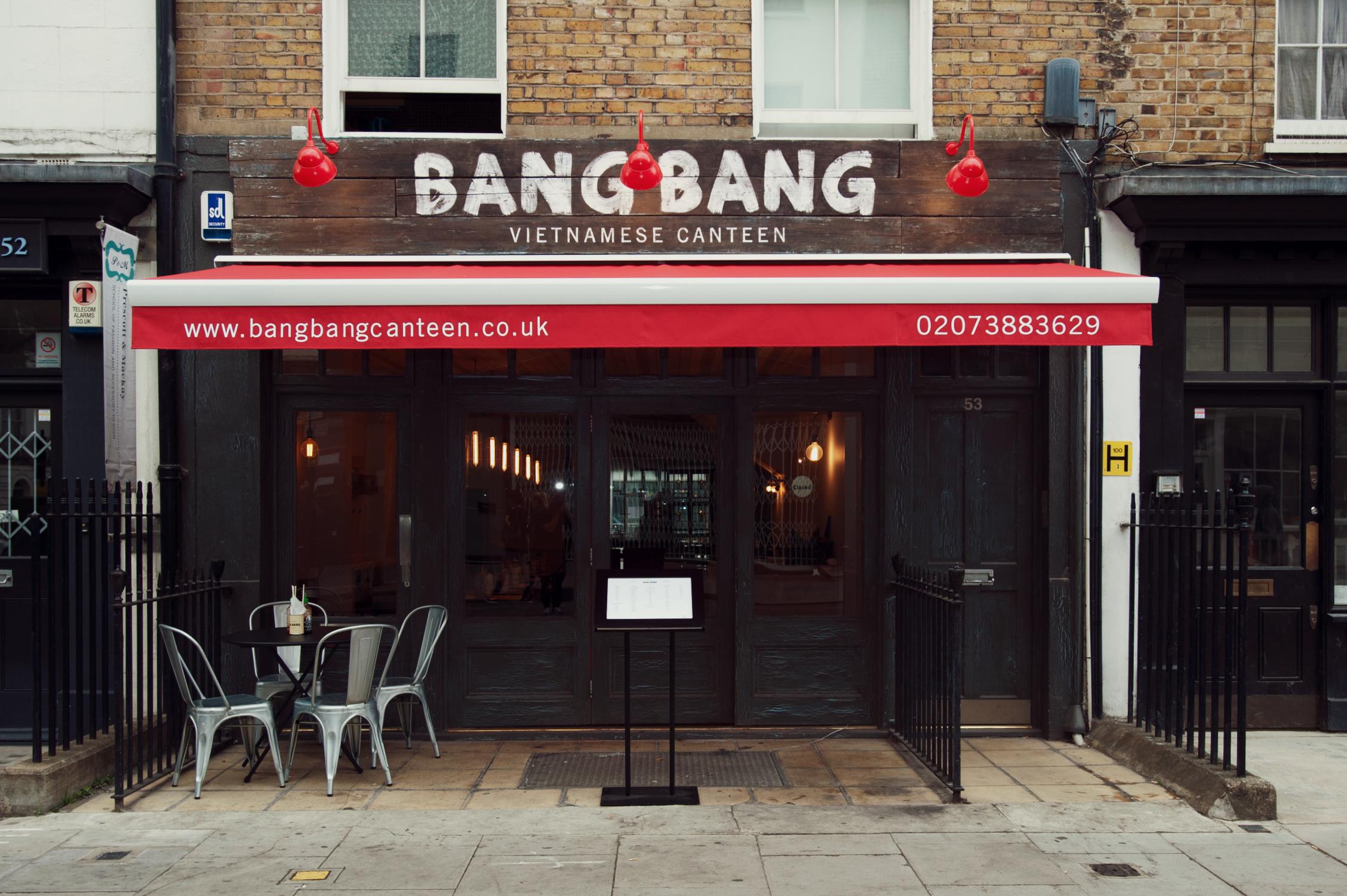 bang street