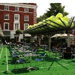 Restaurants for Watching Wimbledon Tennis