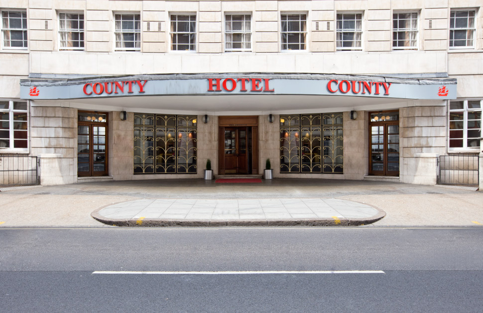 County Hotel London Upper Woburn Place