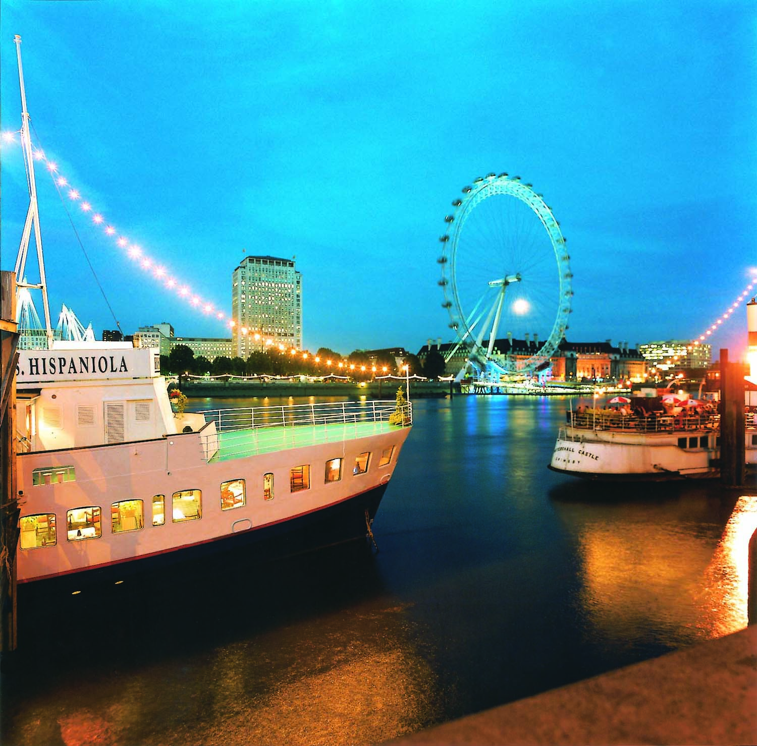 Rs Hispaniola Victoria Embankment Whitehall London Wc2n 5dj